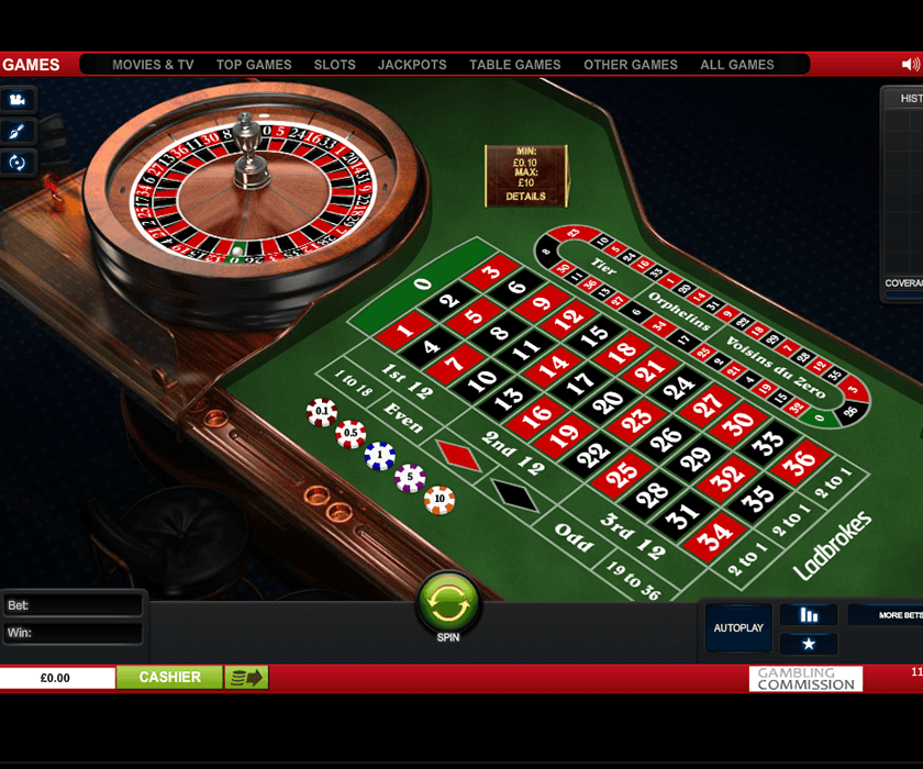secure online casino play roulette now