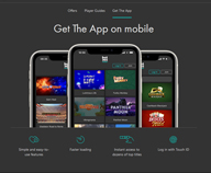 Preview of the mobile games you can play on bet365 platform