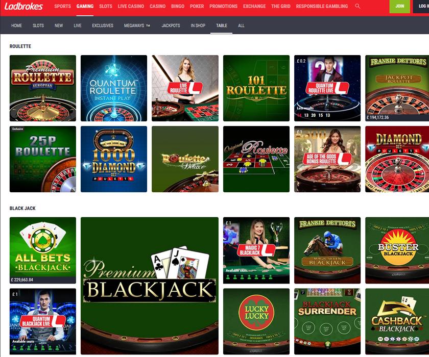 Ladbrokes Casino Free Play