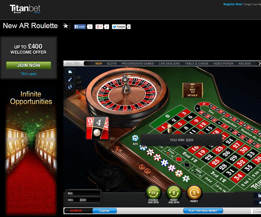 Gambling dg markt